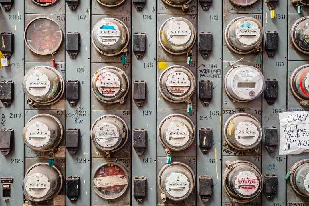Compteur d'énergie electrique